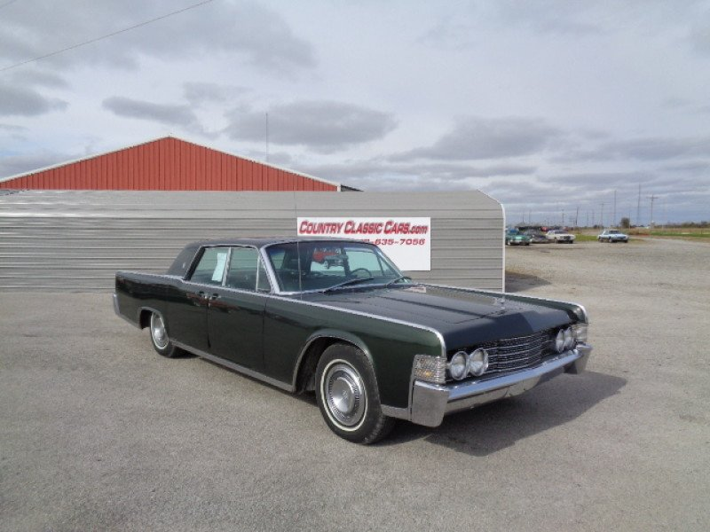 1965 Lincoln Continental Clics for Sale - Clics on Autotrader
