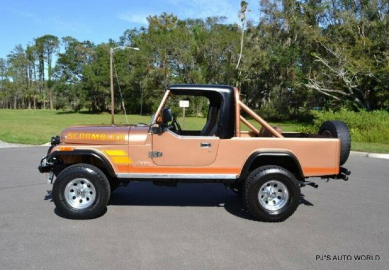 Jeep classics for sale near tampa florida classics on autotrader publicscrutiny Image collections
