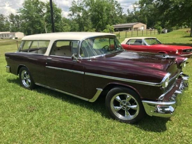 Chevrolet Nomad Classics for Sale - Classics on Autotrader
