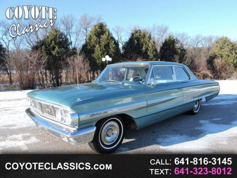 1964 Ford Galaxie Classics for Sale - Classics on Autotrader