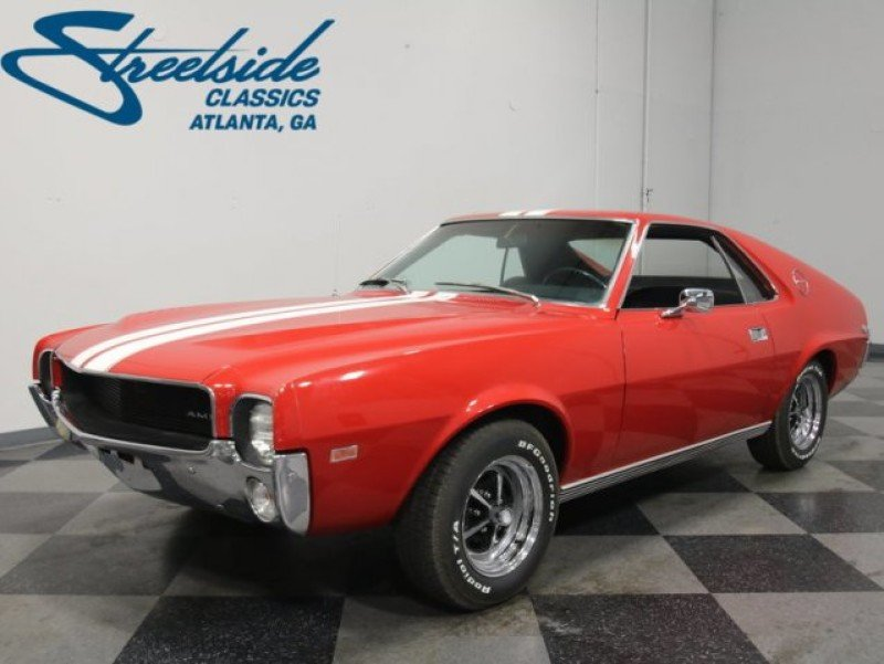 Muscle Cars and Pony Cars for Sale - Classics on Autotrader