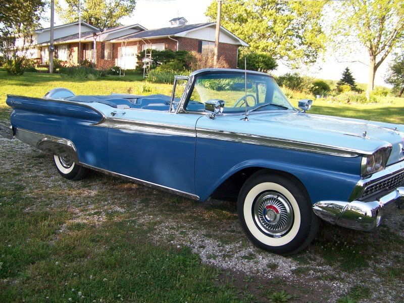 1959 Ford Galaxie Classics for Sale - Classics on Autotrader