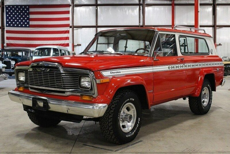 1979 Jeep Cherokee Clics for Sale - Clics on Autotrader