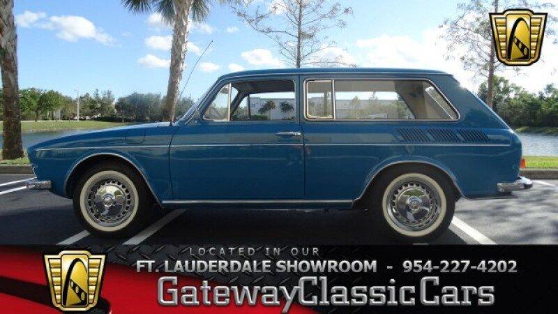 Volkswagen Squareback Classics For Sale Classics On Autotrader