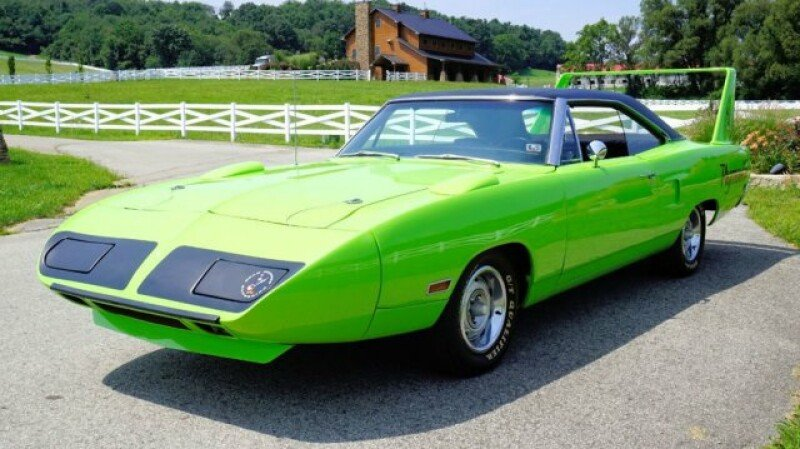 Plymouth Superbird Classics For Sale