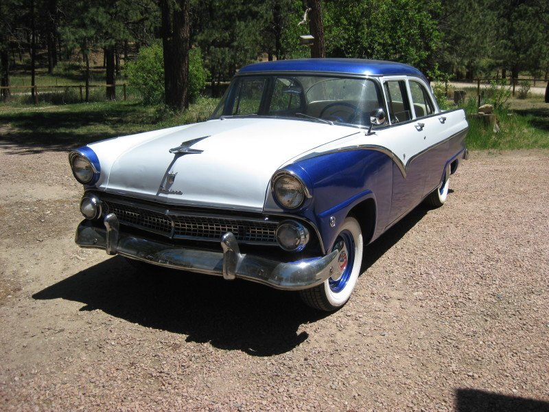1955 Ford Fairlane Classics for Sale - Classics on Autotrader