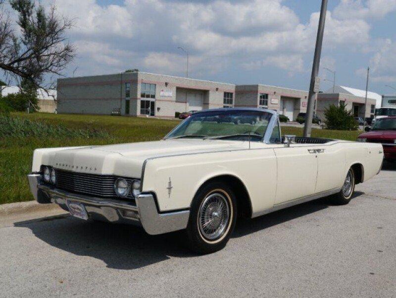 1966 Lincoln Continental Classics for Sale - Classics on Autotrader