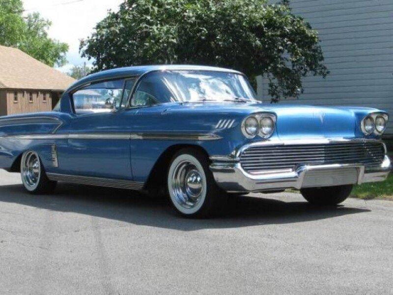 1958 Chevrolet Impala Classics for Sale - Classics on Autotrader