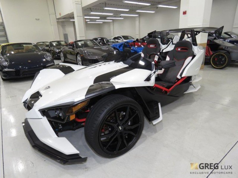 2016 Polaris Slingshot Motorcycles for Sale - Motorcycles on ...