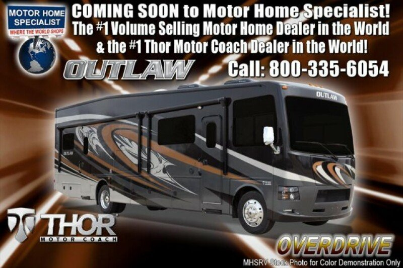 Thor Outlaw Motorhome RVs for Sale - RVs on Autotrader